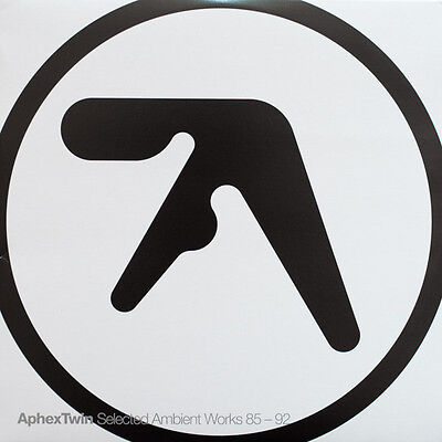 "Aphex Twin "" Selected Ambient Works 85-92 "" Sealed Uk Lp Richard D James"