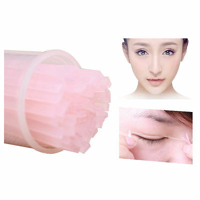 208pcs Invisible Fiber Double Side Adhesive Eyelid Stickers Eye Tapes Waterproof