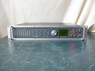 Aphex Model 2020 With Aes Option Fm Pro Broadcast Audio Processor