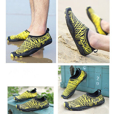 Women's Men's Water Shoes  Sneakers Slip On Swim Running Water Shoes