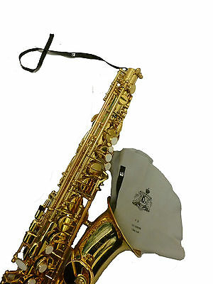 BG A30 Alto Saxophone Microfibre Pull Through Swab from Curly Woodwind