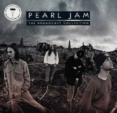 Pearl Jam The Broadcast Collection vinyl 3 LP box set NEW/SEALED