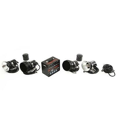 Speedotron 812 800watt/second Black Line 4-Light Kit with 4x 102A Flash Heads