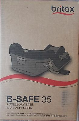 Britax B-Safe 35 & 35 Elite Infant Car Seat Base Accessory ~ NEW