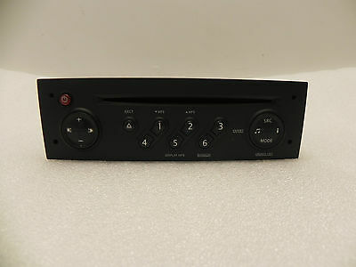Renault Megane II Scenic Clio radio CD MP3 player car radio 8200523251