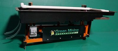 RP-4 Shaker Table for Gold Recovery by Gravity RP4