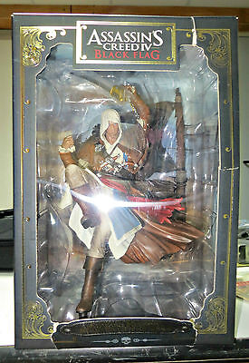 Assassin's Creed Iv Black Flag Edward Kenway Master Of The Seas Action Figure