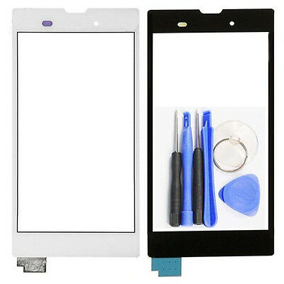 Front Outer Touch Screen Digitizer Glass For Sony Xperia T3 M50W D5103 D5106 New