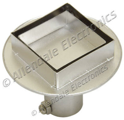 Aoyue 1189 - Air Nozzle PLCC Type  - 34mm x 34mm - 100 Pin