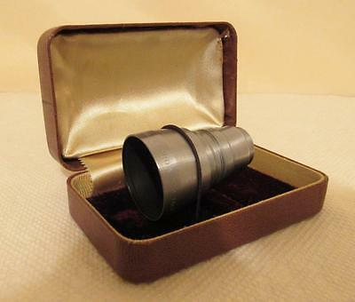 Vintage REVERE 17MM Wide Angle Projection Lens Projector with Case