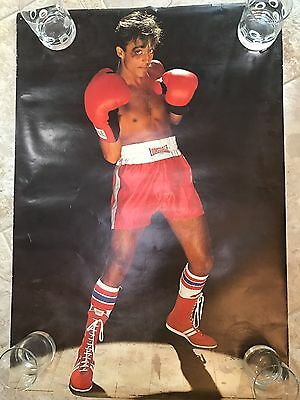 83' Collectible! Early Wham! poster of Andrew Ridgeley! George Michael