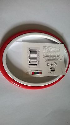 DMC RED OVAL FLEXI 2 IN 1 EMBROIDERY HOOP 13cms x 10cms MV0034L/135 FREE UK P&P