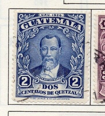 Guatemala 1929 Early Issue Fine Used 2c. 139631