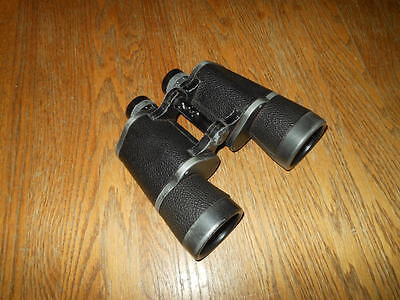 WW2 German Wehrmacht 10x50 Zeiss Leitz Binoculars - VERY NICE!