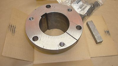 "New Browning F 3-7/16 inch QD Split Taper Lock Bushing 3 7/16"" Bore Q-D"