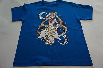 Girl's Special Edition Sailor Moon Tee Fury Shirt Size M NWOT