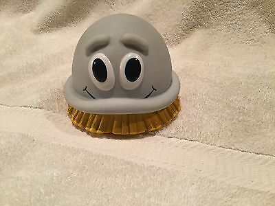 DOW Scrubbing Bubbles vinyl advertising ad figure mascot 1990