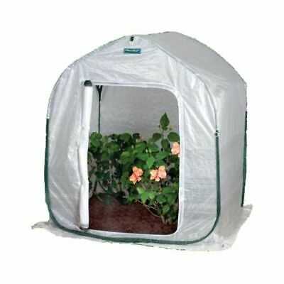 Flowerhouse 4 x 4 Foot Portable Greenhouse Plant House Outdoor FHPH140