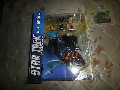 Mr. Spock ( Diamond Select Toys ) Star Trek Action Figure /