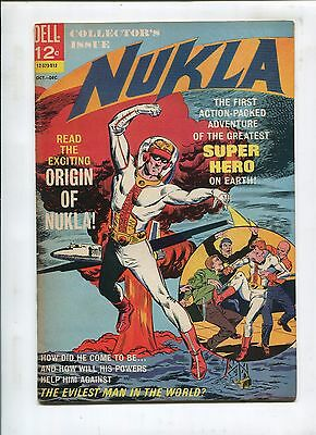 Nukla #1 - The Origin Of Nukla! - (7.0) 1965