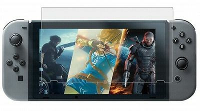 Fits Nintendo Switch Screen Protector PET Film Protection Ultra-Clear RetailPack