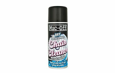 Muc-off Muc Off dry chain clean cleaner for all chain types o-ring x-ring 400ml