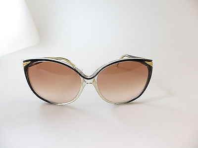 Beautiful Vintage  Women's BAUSCH & LOMB Sunglasses Made in Italy