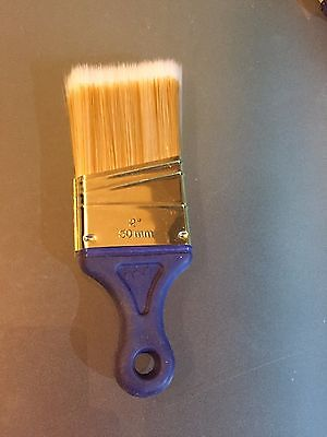 "(1 pc) Wooster 2"" Shortcut Angle Sash Polyester Short Handle Q3211-2 Paintbrush"