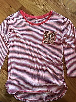 Justice Girls Top Lot Of 7 Size 8