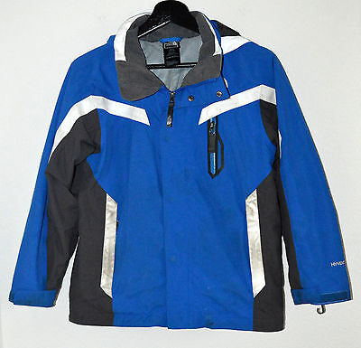 The North Face 10/12 Boundary Triclimate Jake Blue Boys Jacket A20Y