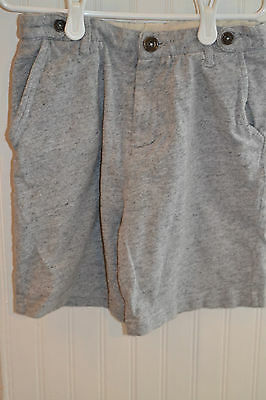 Crewcuts Boy Gray Shorts Size 7 8