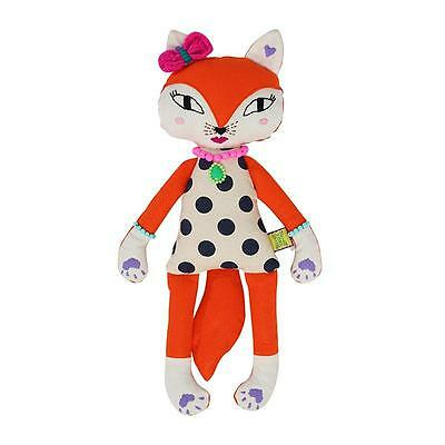 NEW Ginger Lifestyle Fox Soft Toy - Girl