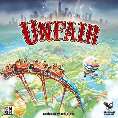 Unfair Family board game