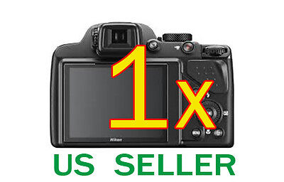 1x Clear LCD Screen Protector Guard Cover Shield Film For Nikon Coolpix P530