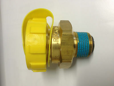 "Fork Lift Tank Direct Fill Valve 1&3/4"" Acme"