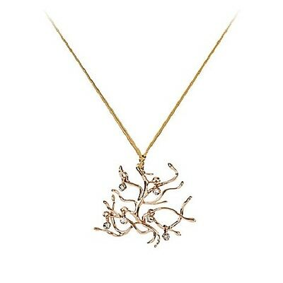 Belle~ROSETREE~NECKLACE~Beauty and the Beast~Live Action Film~NWT~Disney Store