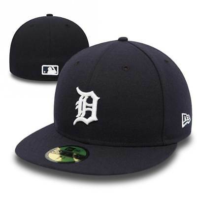 New Era Detroit Tigers 59FIFTY TSF Fitted MLB Cap Home