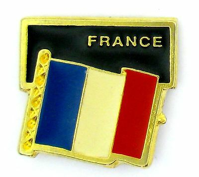 Pin's pin badge ♦ DRAPEAU FLAG FRANCE