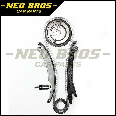 Timing Chain Kit for Mini R50 R52 R53 One, Cooper & S 1.6 Petrol W10 W11 Engine