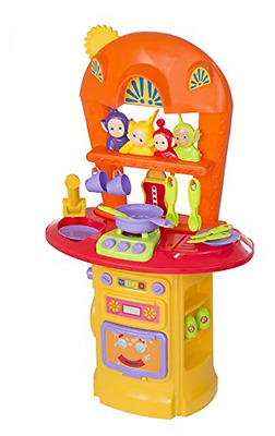 Teletubbies Toys My First Kitchen Play With The Teletubbies Light Up Hob Toaster