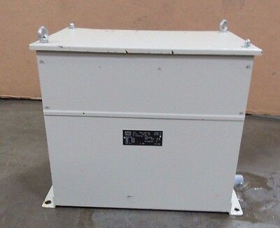 Block Msu 5044/30 30000Va 30Kva Auto Transformer Hi 440/460/480/500 Lo 400V 3Ph