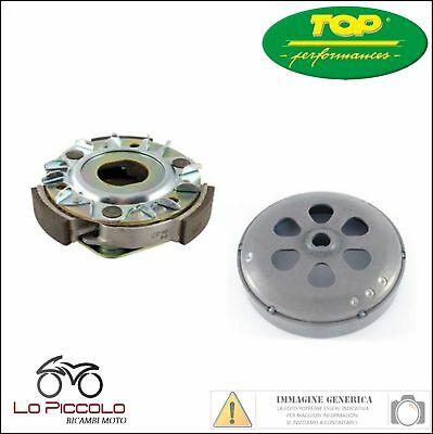 KIT CAMPANA + FRIZIONE TOP PERFORMANCES PIAGGIO X7 EVO 300 ie 4T LC euro 3