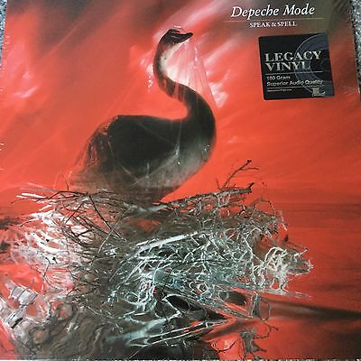 Depeche Mode - Speak & Spell - Lp Reissue On 180 Gram Vinyl - New & Sealed