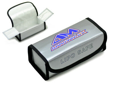 ARROWMAX Lipo Safe Bag 185 x 75 x 60MM AM199502