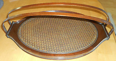 """Vintage Wooden """"Butlers Tray"""" Beautiful Condition. Rare"""