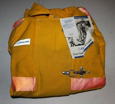 Express Firefighting jacket turn out gear, size 35 small