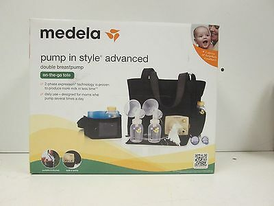Medela Pump in Style Advanced Breast Pump with On the Go Tote New