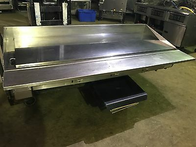 Keating MiraClean Griddle,6 Foot, Natural Gas, Shiny and 2 to choose from! Nice!