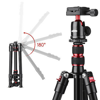 "Rangers 54"" Lightweight Pro Digital Camera Camcorder Tripod for Canon DSLR RA067"