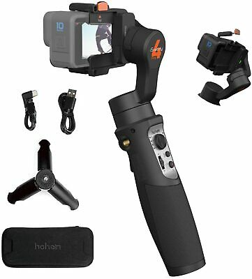 Hohem iSteady Pro-2 3-Axis Handheld Gimbal Stabilizer for Gopro 7/6/5/4/3+/3